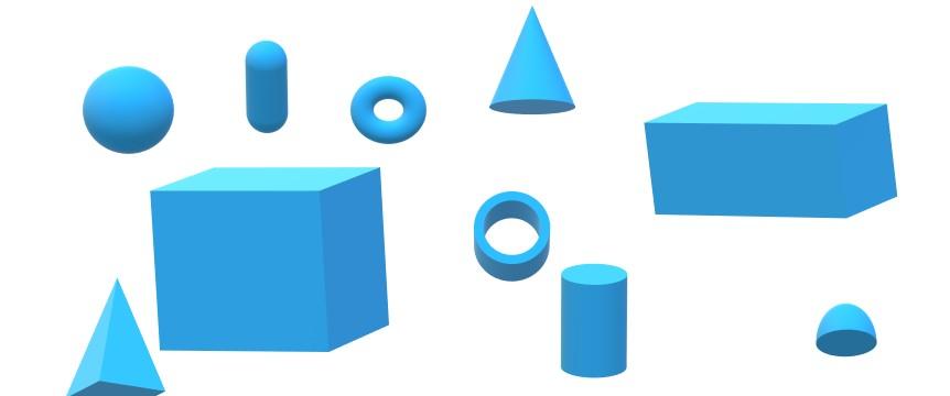 Elemente geometrice ce ne înconjoară