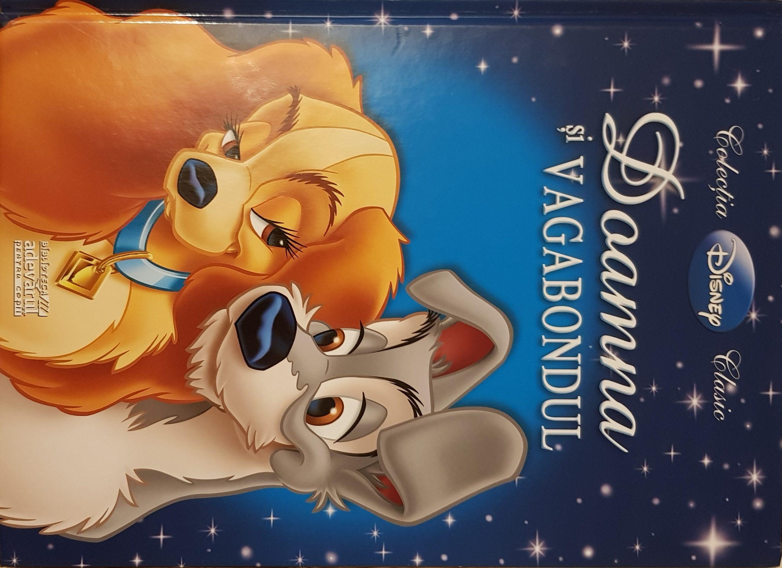 Doamna si Vagabondul – o poveste Disney