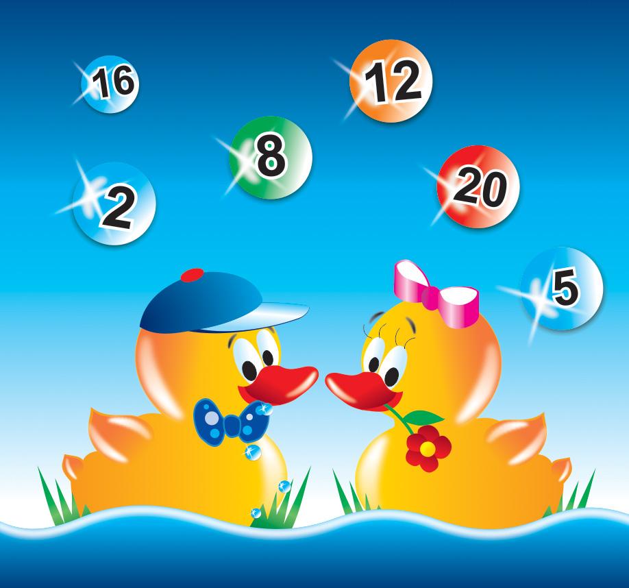 Recapitulare numere 0-30 pentru bobocei isteți