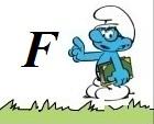 Strumful si litera F