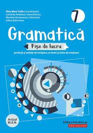 Gramatica clasa V