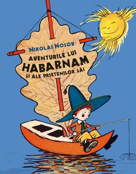 """""""Aventurile lui Habarnam și ale prietenilor săi"""" – capitolele I și II"""