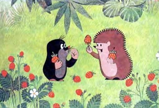 Ariciul și cârtița