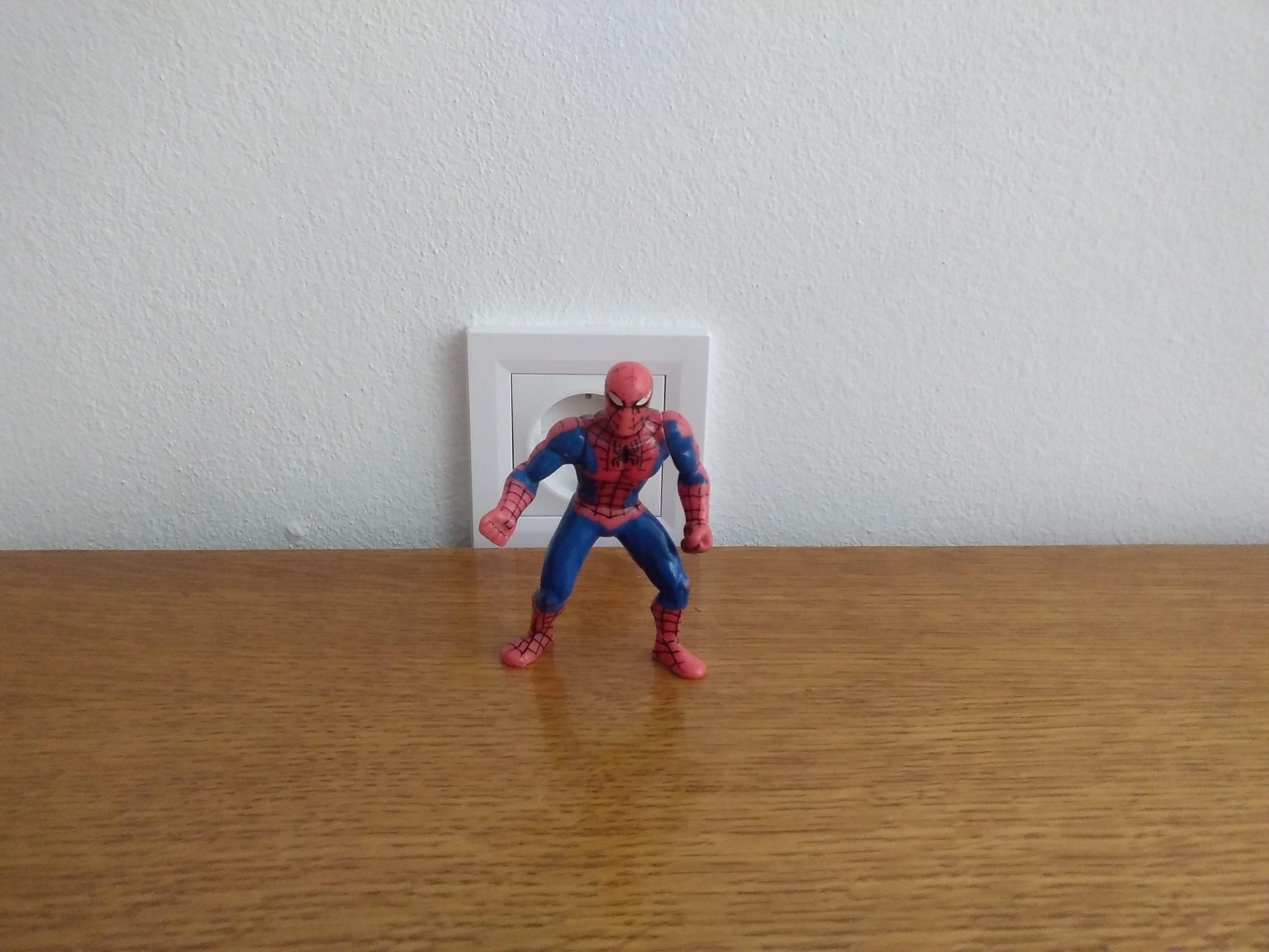 Înmulțirea cu cifre pana in 10 împreună cu Spiderman