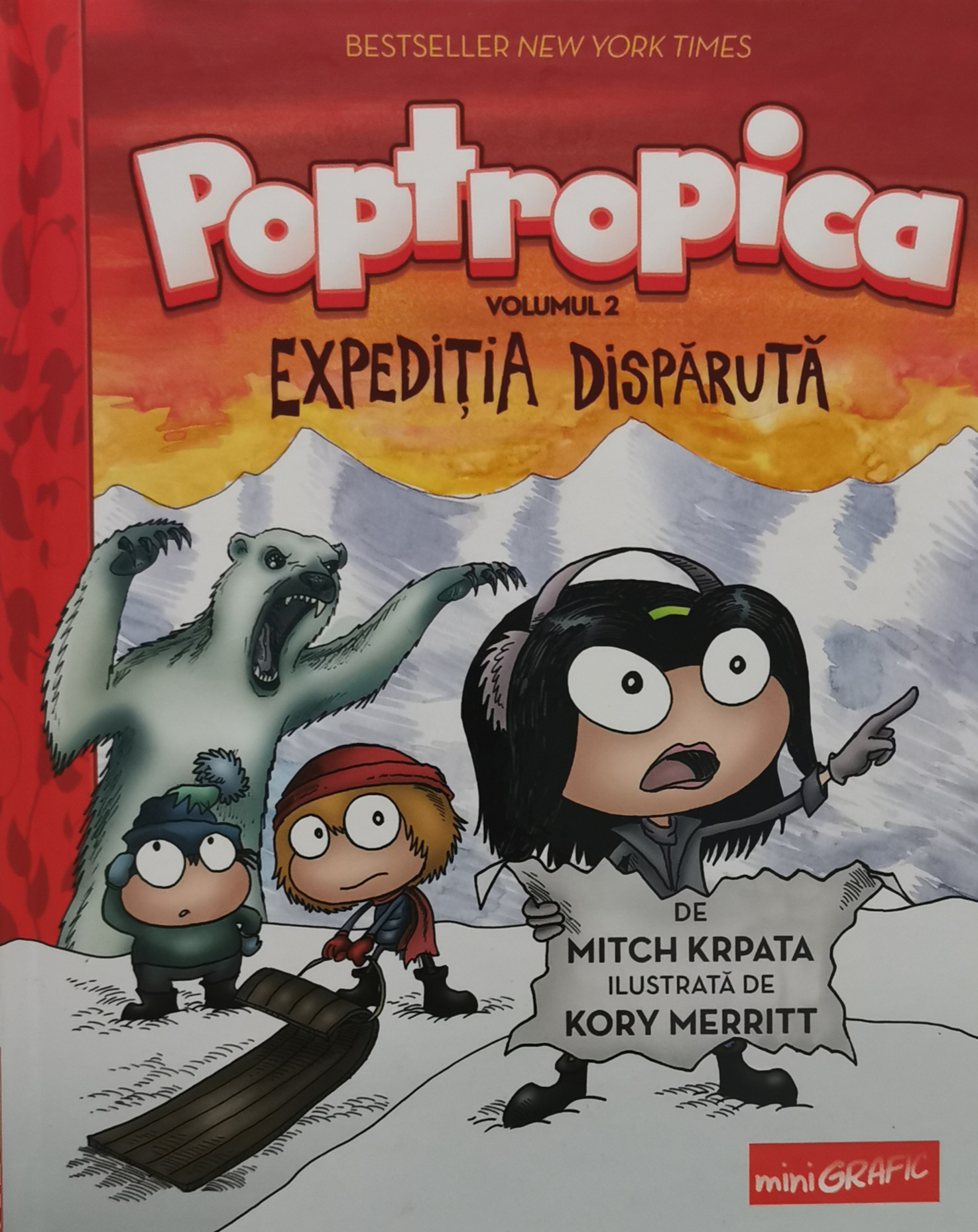 Poptropica – editia disparuta
