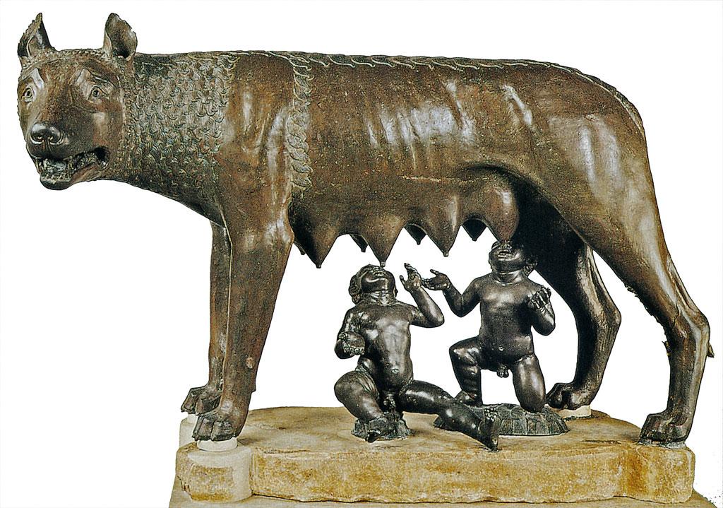 Fondarea Romei: istorie şi legendă