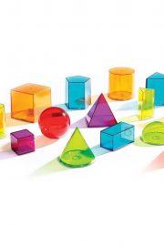 Corpuri geometrice -cub, paralelipiped, cilindru, con, sferă