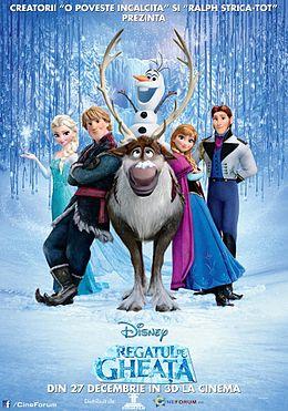 Regatul de gheață (Frozen) partea a II-a