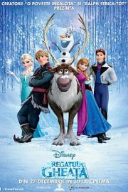 Regatul de gheață (Frozen) partea I