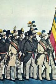 Statul român modern: de la proiect politic la realizarea României Mari ( secolele XVIII-XX)