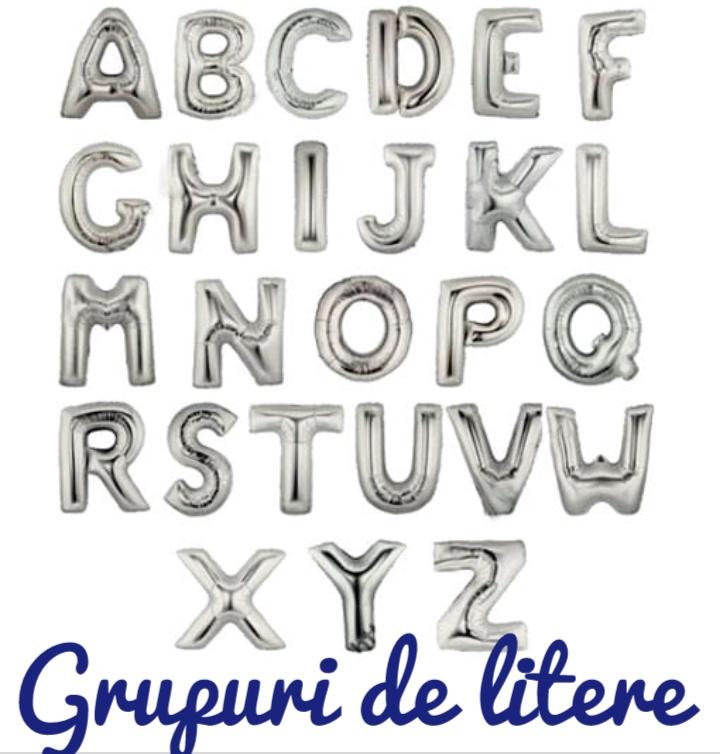 Grupuri de litere certărețe
