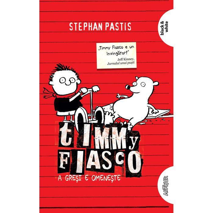 Timmy Fiasco 1- A gresi e omeneste