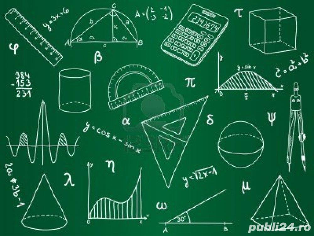 Matematica istetilor