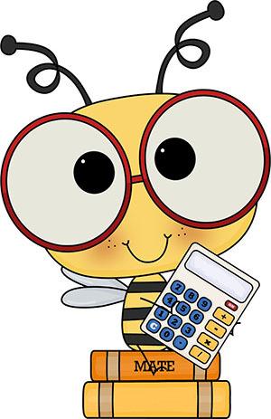 Matematică pentru albinuțe istețe – Testul 1
