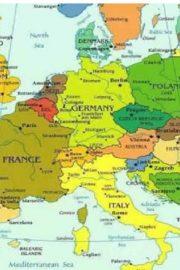 Capitalele Tarilor Europene