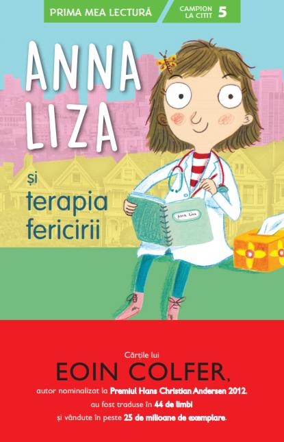 ANNA LIZA și terapia fericirii