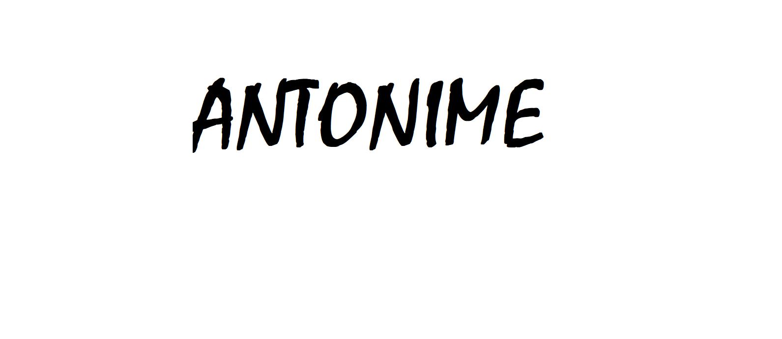 Antonime clasa a III-a