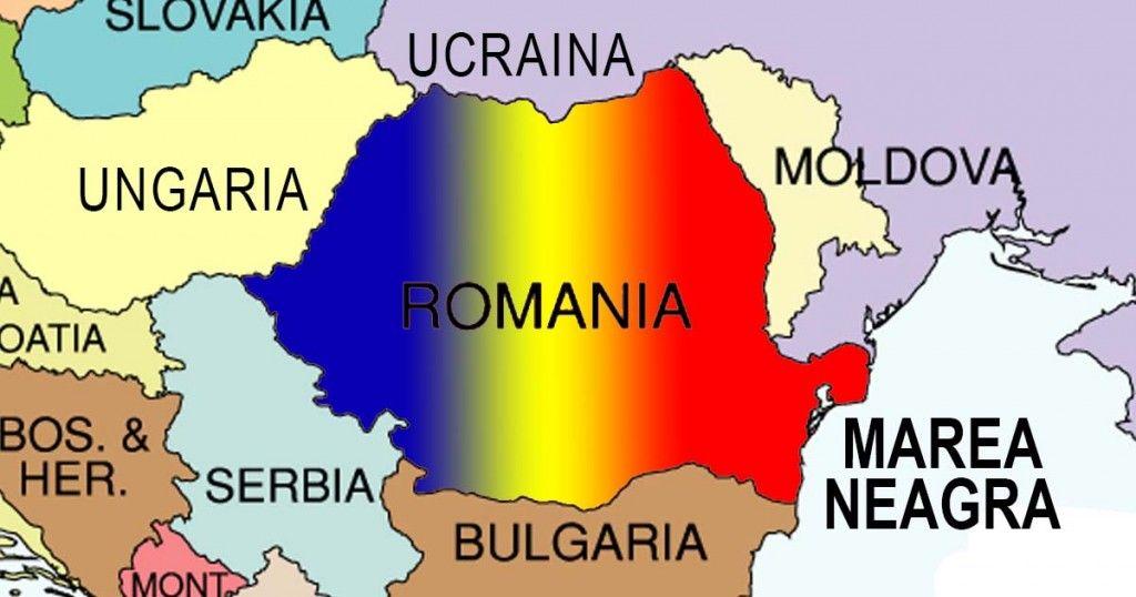 România în Europa . Vecinii țarii mele