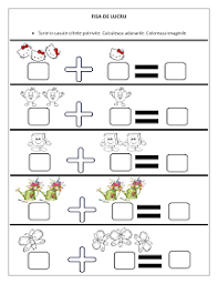 Calcule incepatori cu adunari repetate 0-20.