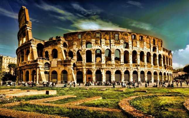 Oraşul şi monumentele publice în lumea romană a Antichității