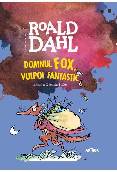 Domnul Fox , vulpoi fantastic