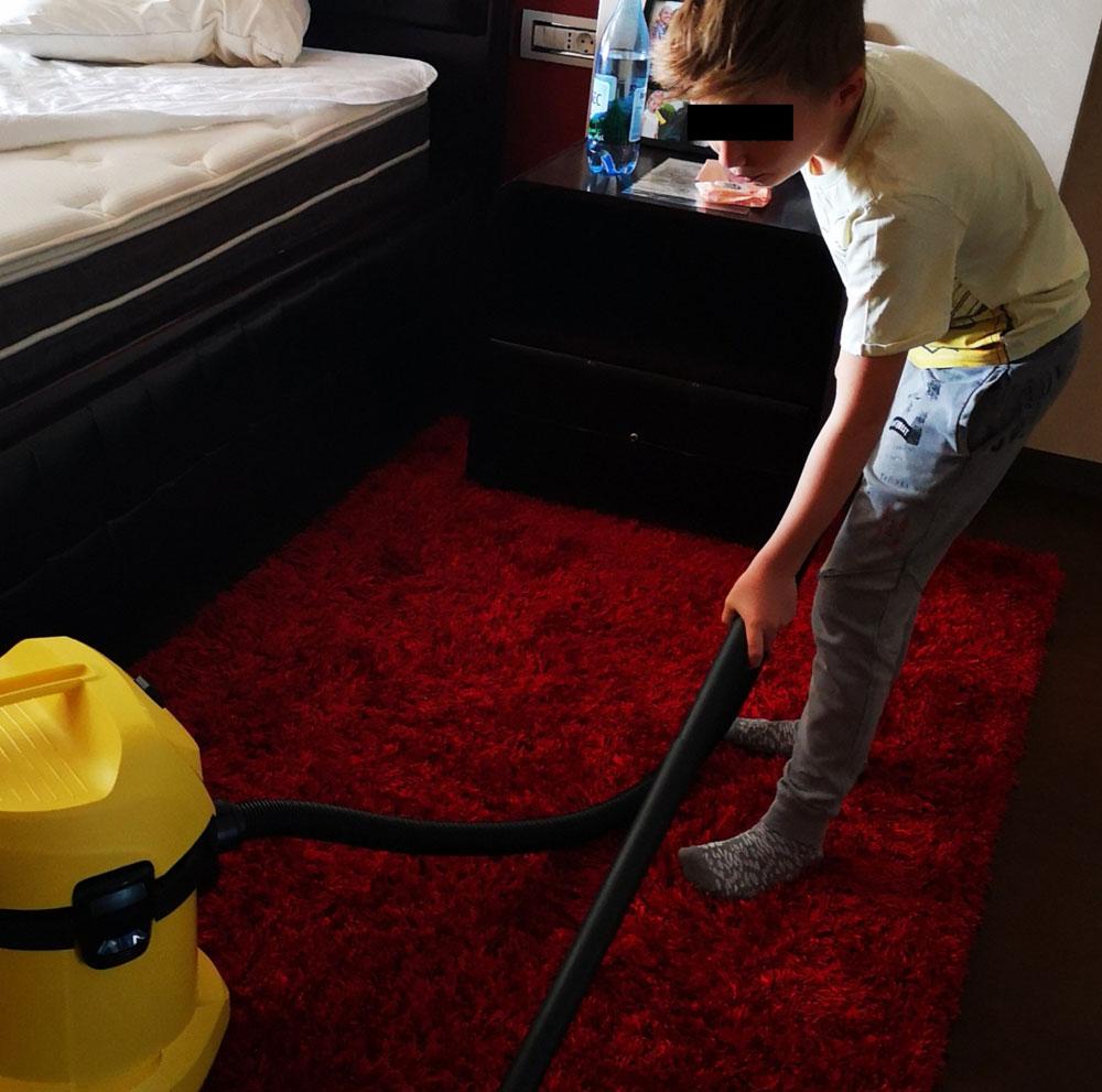 Ajutor la curățenie