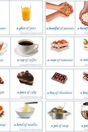 Food in English