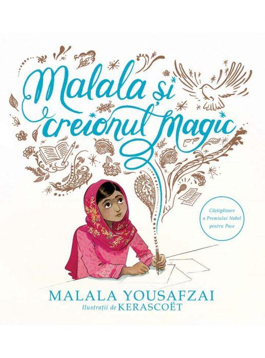 Malala și creionul magic