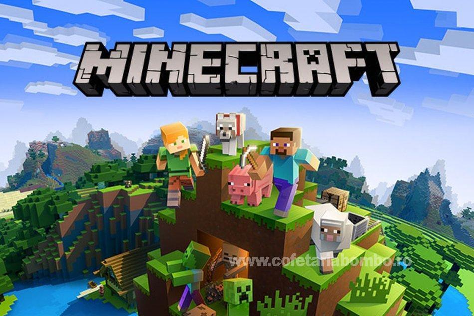 Matematică cu Minecraft