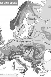 GEOGRAFIE – Muntii Europei