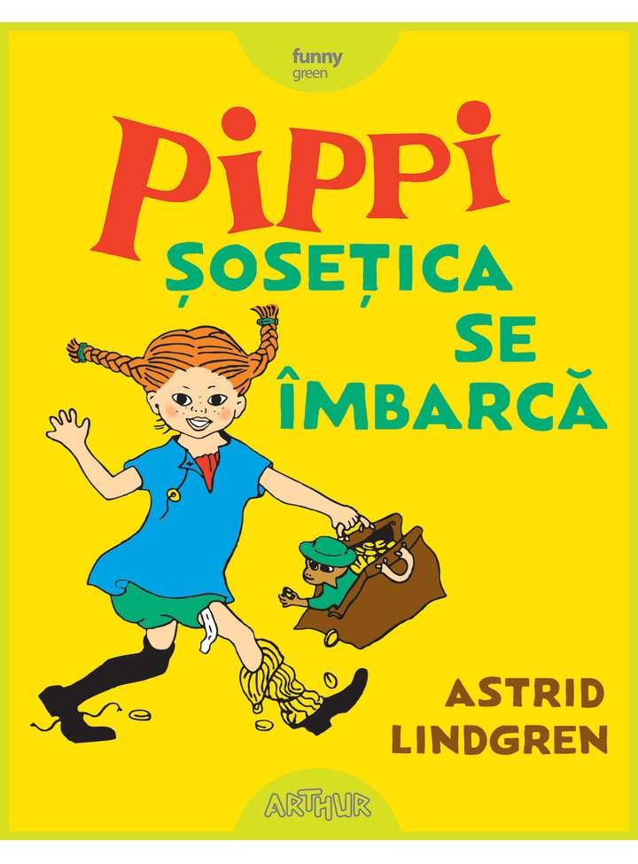 Pippi Sosetica se imbarca   ( capitolul 1 )