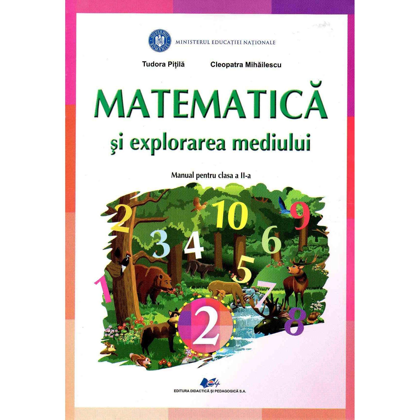 Matematica  nu are vacanta! (2)