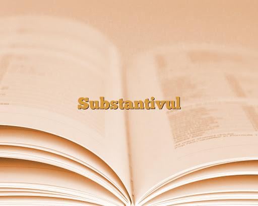 Pluralul și singularul substantivelor
