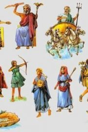 Zeii romanilor. Templele