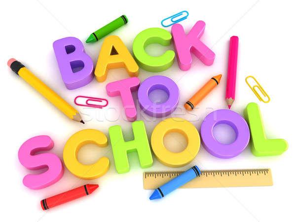 Înapoi la școală! (Back to school!)