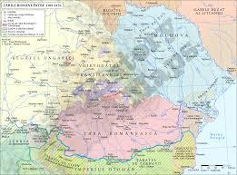 Țările Române în secolul al XV-lea