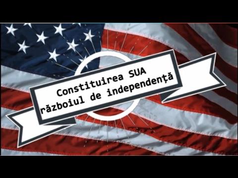Constituirea S.U.A.