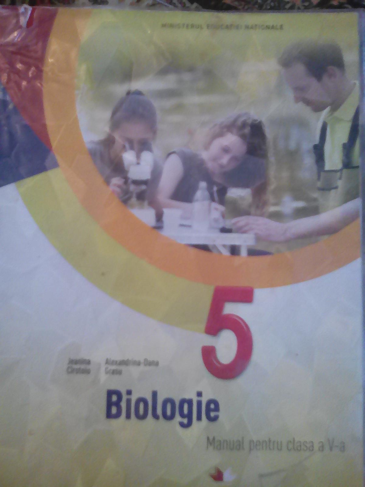 Test Biologie