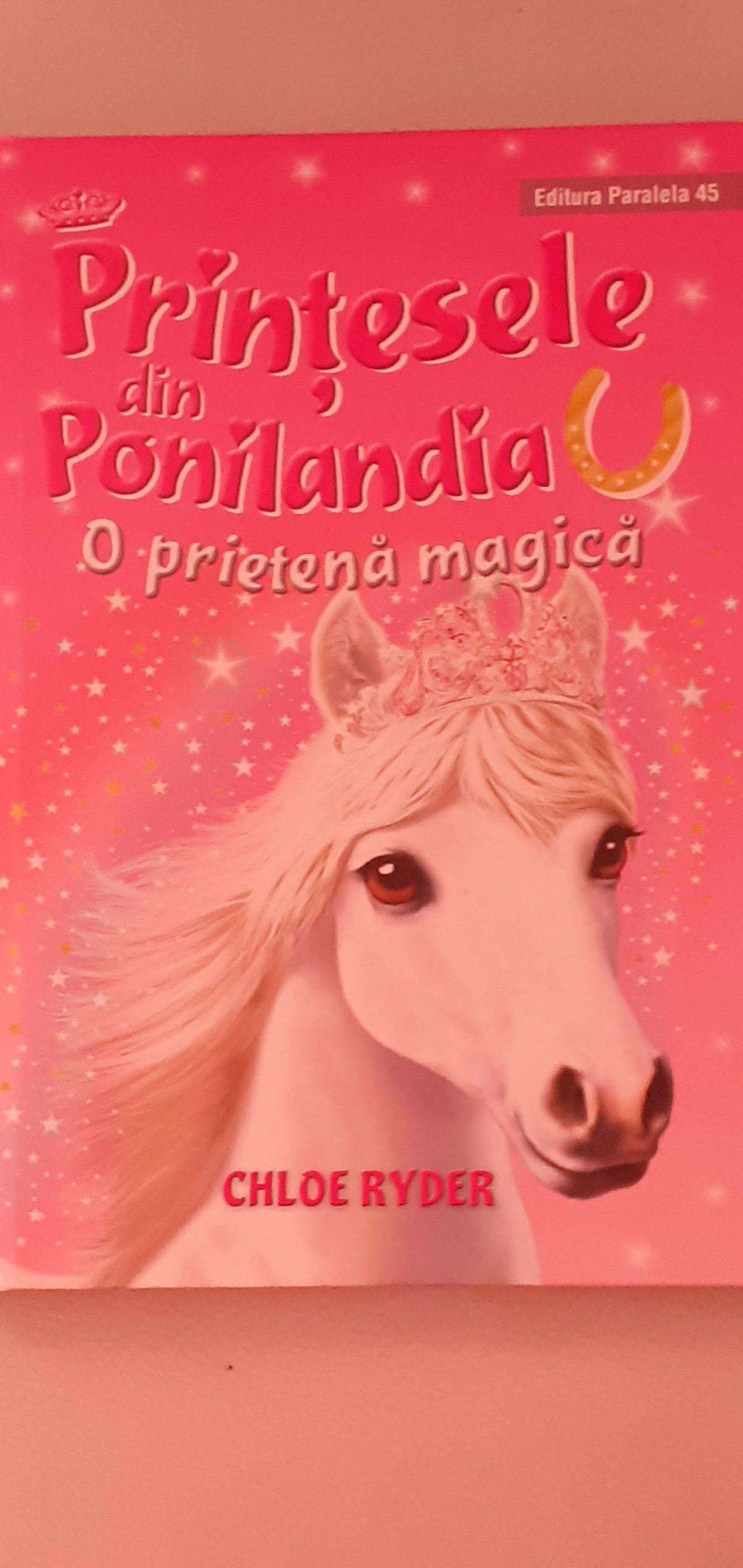 Prințesei din Ponilandia-o prietenă magică