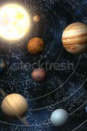 Sistemul Solar este foarte interesant