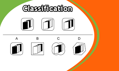 Classification – Categorizing something or someone into a certain group or system based on certain characteristics