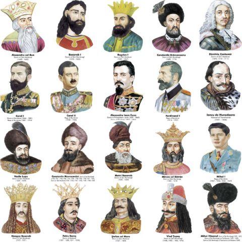 Domnitori romani de seama
