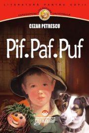 Fișă lectură Pif, Paf, Puf