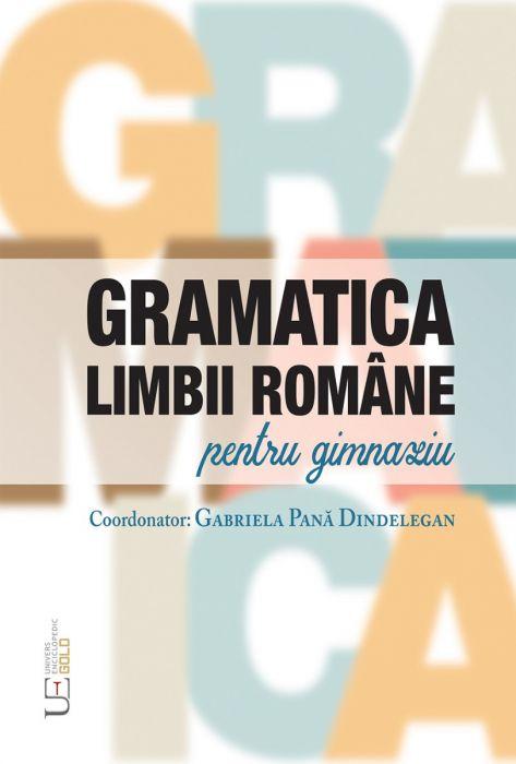 Gramatica limbii romane – Clasa a VII-a