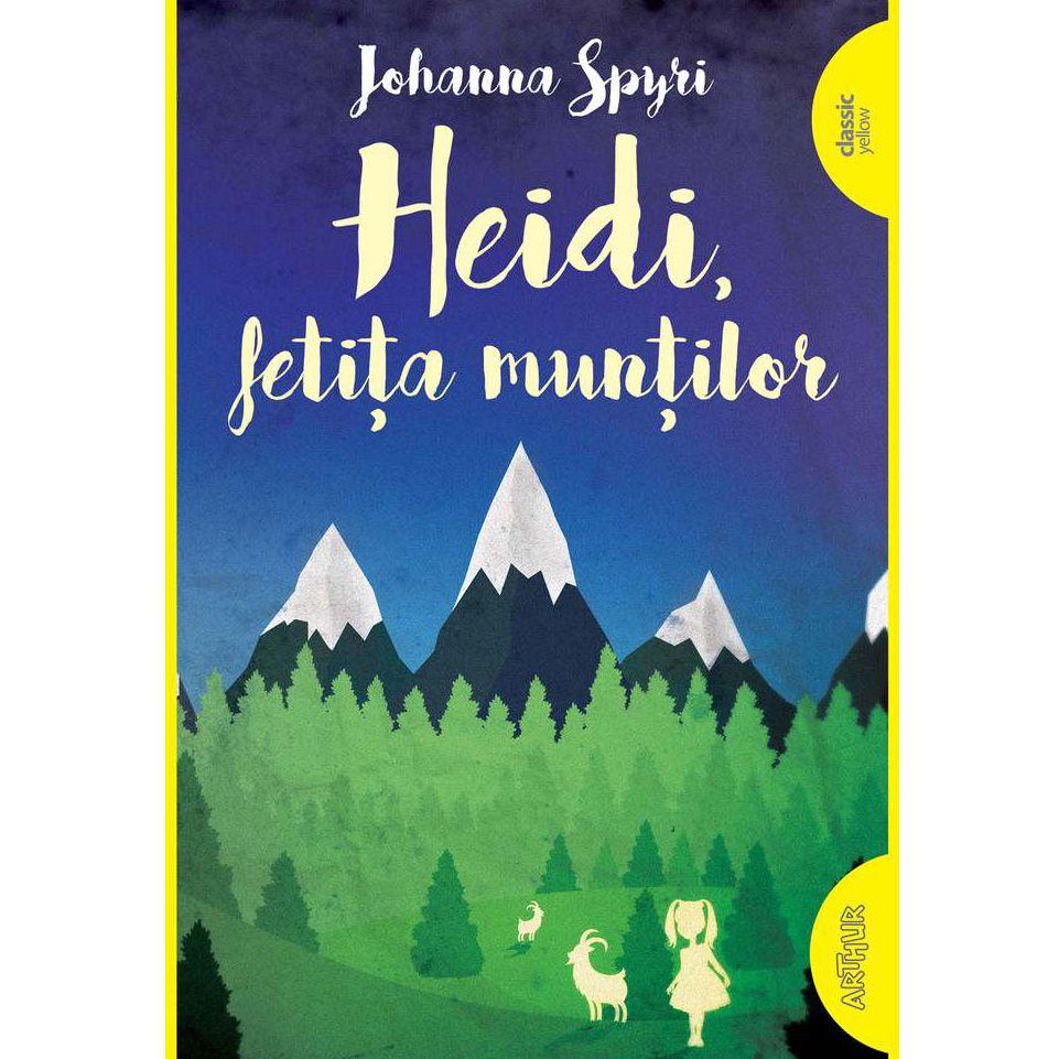 Heidi,fetița muntilor