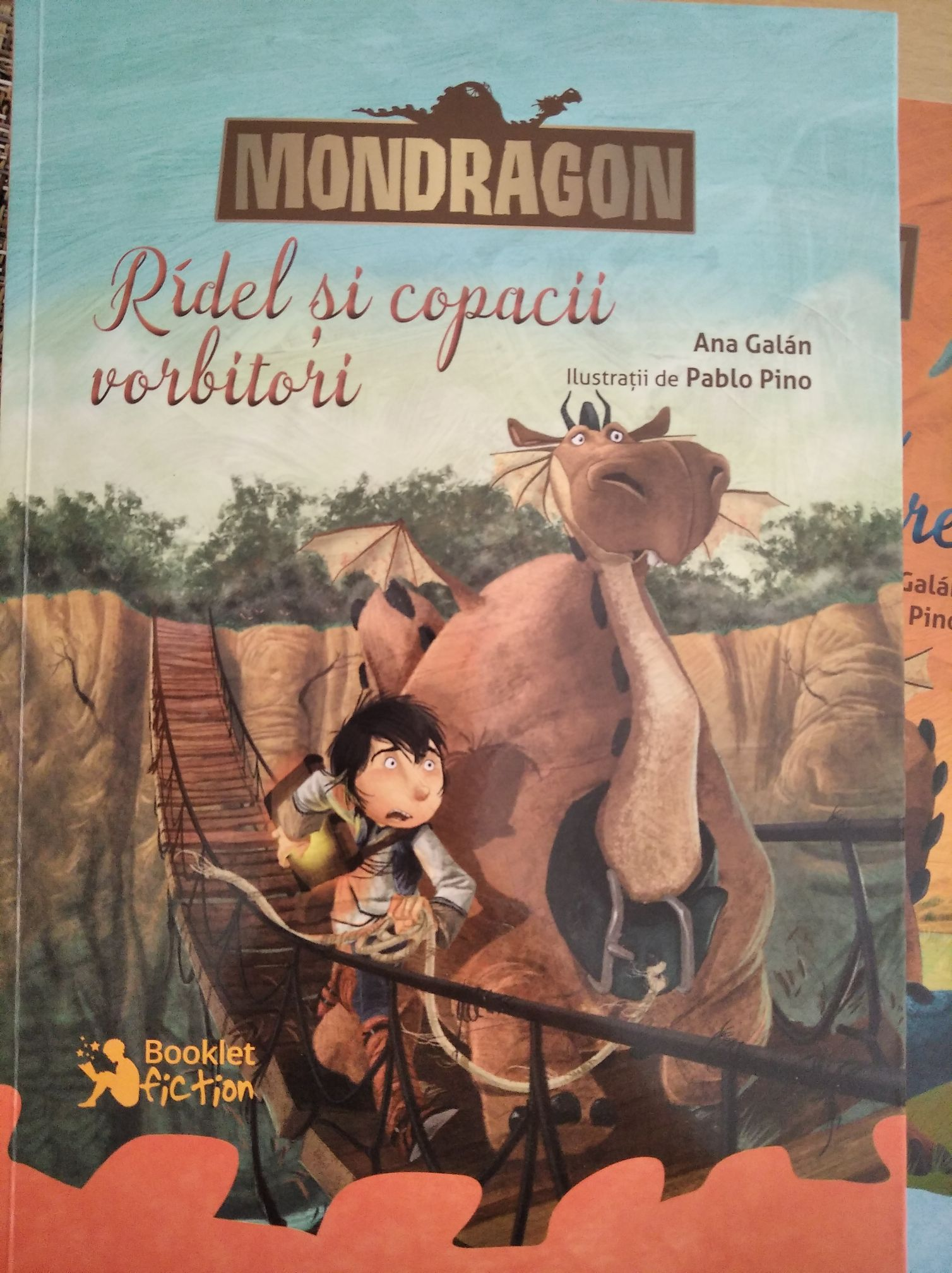 Mondragon- Ridel și copacii vorbitori