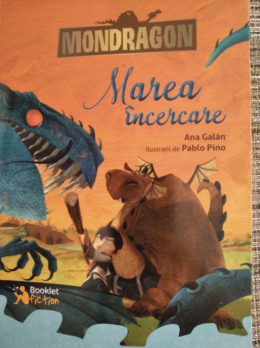 Mondragon  -Marea incercare