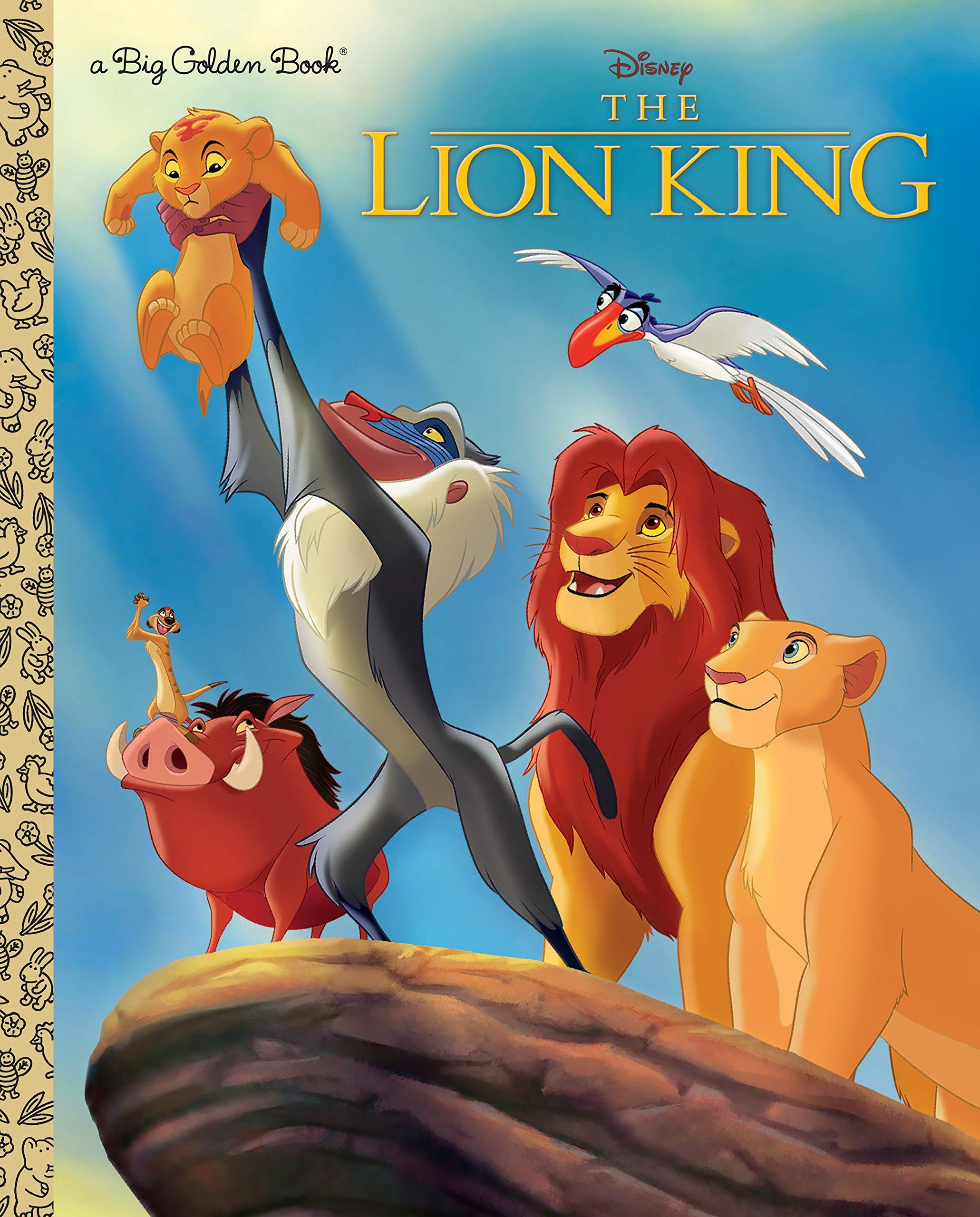 REGELE LEU – LION KING – SIMBA