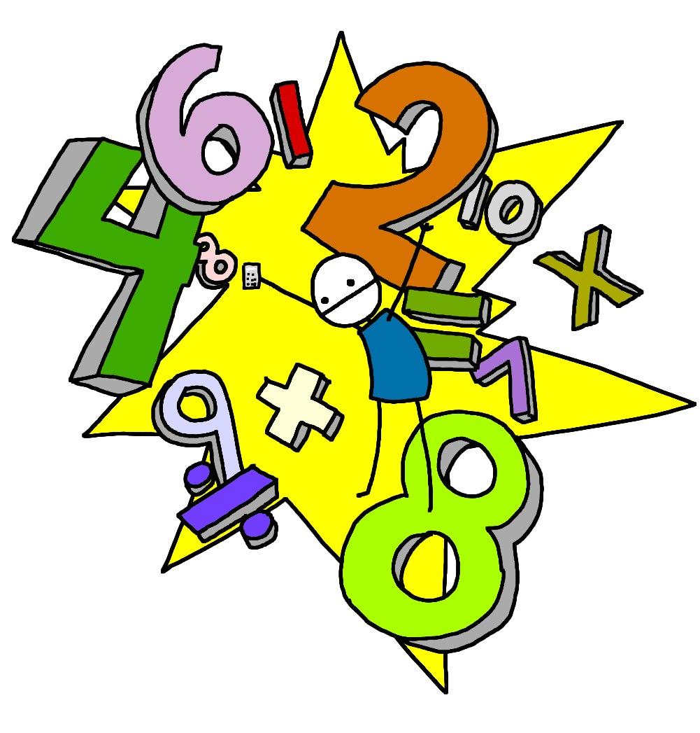 Matematica amuzantă pentru clasa întâi