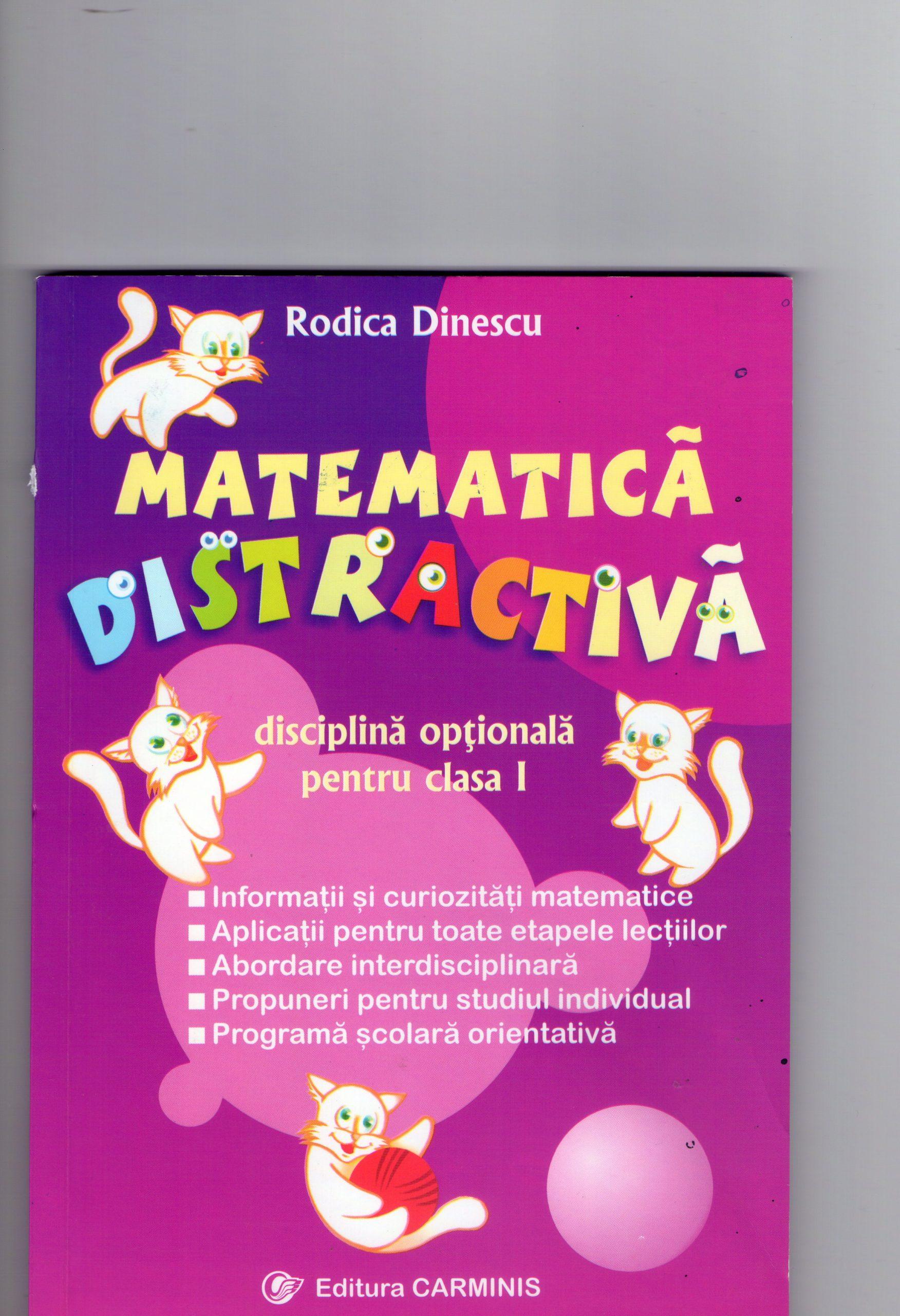 Matematica distractivă